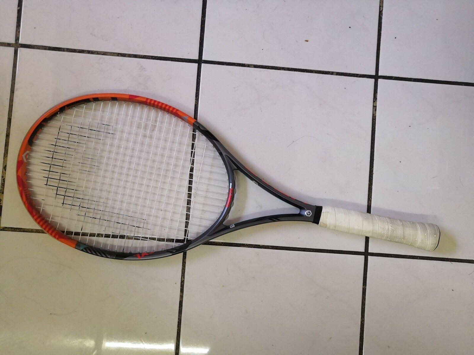 Cabeza graphenext Radical Pro 98  cabeza 4 1 2 Grip Tenis Raqueta  mejor precio