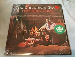 Nat King Cole - The Christmas Song Record 1962   eBay