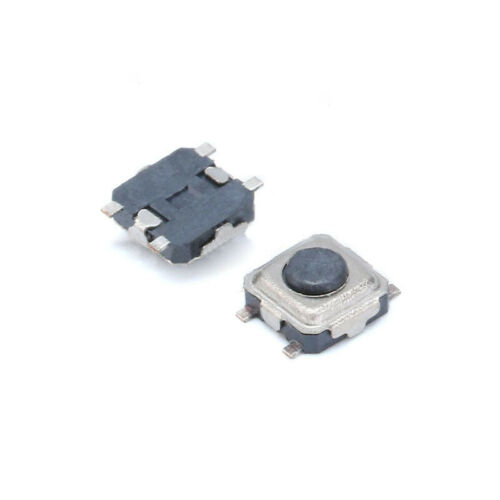 3mmx3mmx1.5mm SMD Momentary Tactile Push Button Switch SPST 1P1T 4Pin Waterproof