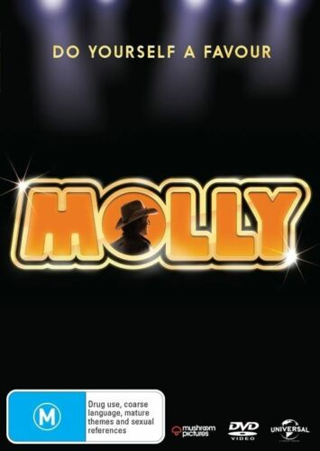 1 of 1 - Molly (DVD, 2016) Samuel Johnson as Molly Meldrum