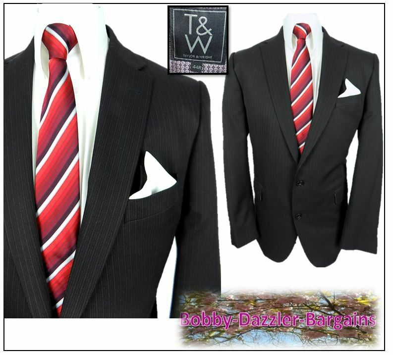 Taylor & Wright Washable 2 piece mens suit Ch44