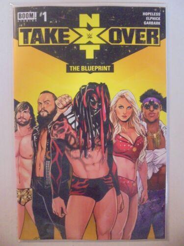 WWE NXT Takeover Blueprint #1 BOOM NM Comics Book