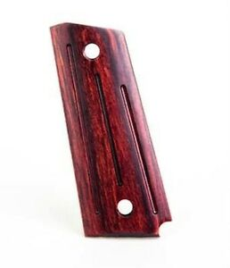 Kimber-Rosewood-ball-milled-slim-grips-Compact-Aegis-Model-No-1000137A