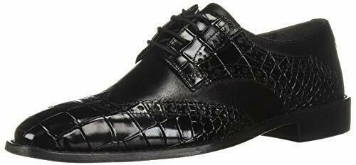 garanzia di credito Stacy Adams Adams Adams STACY ADAMS Uomo Tomaselli Wingtip Lace-up Dress Oxford  più ordine