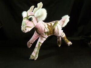 Camo-Wild-Wildlife-Artists-Camouflage-deer-pink-Stuffed-Animal-Plush-bass-pro