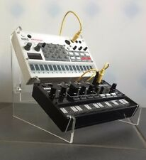 Korg Volca perspex/acrylic 2 tier synth holder/stand