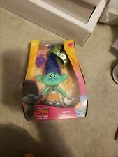 4 Years Dreamworks Trolls Branch Figure