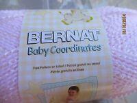 Baby Coordinates Yarn Solids-Baby Pink 057355336704 Craft Supplies