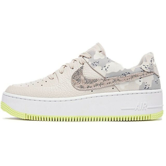 Size 9.5 - Nike Air Force 1 Sage Low Premium Orewood Camo 2019 for ...