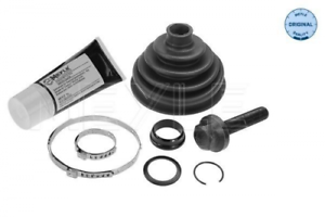 Faltenbalgsatz Antriebswelle für Radantrieb Vorderachse MEYLE 100 498 0075