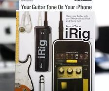 iRig Guitar Interface For iPhone, iPod Touch and iPad Brand New
