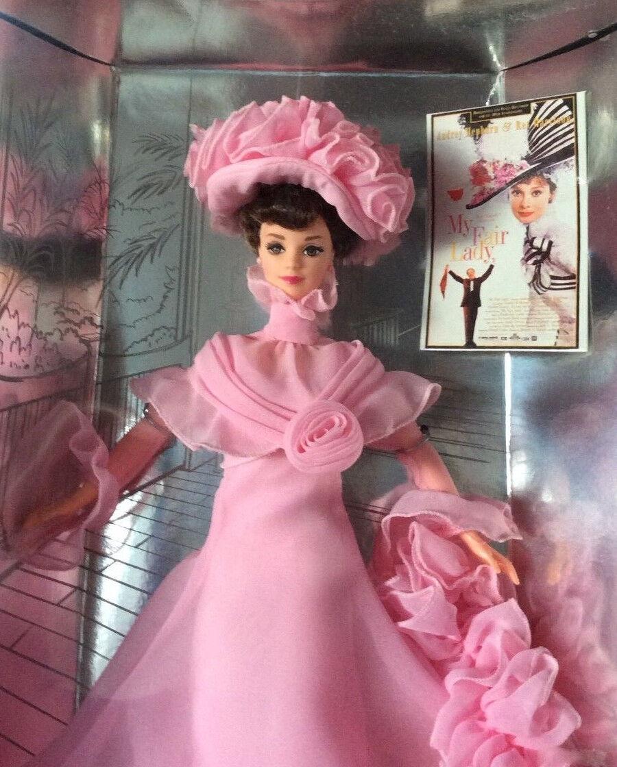 Hollywood Legends My Fair Lady Closing Scene Barbie doll NRFB Eliza Doolittle