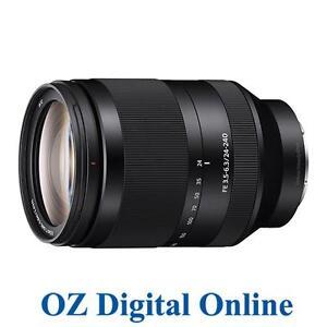 New-Sony-FE-24-240mm-F3-5-6-3-OSS-SEL24240-E-Mount-Full-Frame-Lens-1-Year-Au-Wty