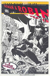 ALL-STAR-BATMAN-amp-ROBIN-6-RRP-SKETCH-EDITION-JIM-LEE