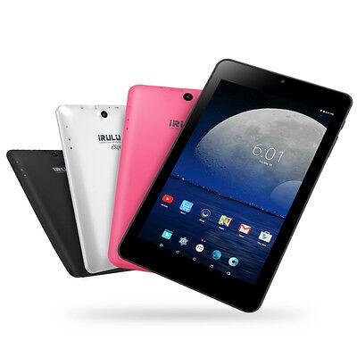 "iRULU eXpro X4 New 7"" IPS HD 1GB 16GB Android 5.1 Lollipop Tablet PC Quad Core"