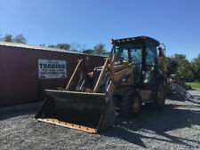2002 Case 580m 4x4 Tractor Loader Backhoe With Cab Amp Extend A Hoe Only 4300hrs