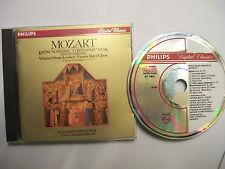 MOZART/VIENNA CHOIR BOYS/WIENER SYMPH: Coronation Mass - original 1983 CD RARE!