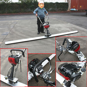 Concrete-Surface-Vibrating-Finishing-Screed-Machine-With-12ft-amp-6ft-Blade-Boards
