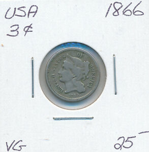USA-3-CENTS-1866-VG