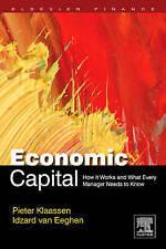 van Eeghen, Idzard Economic Capital: How It Works, and What