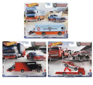 "Hot Wheels Cultura de Coche Premium 1:64 equipo de transporte ""K"" modelos FLF56-956K"