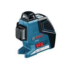 Bosch GLL3-80 3 Plane Leveling-Alignment Laser Measuring Layout HandTools Power