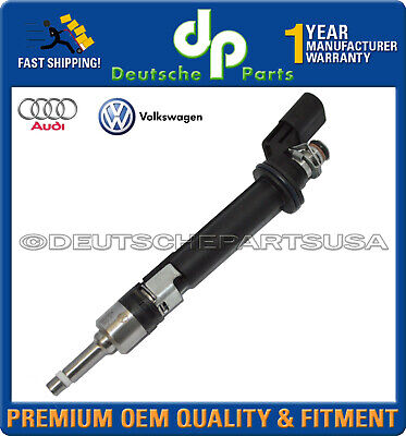 For Audi Q7 VW CC Touareg 3.6 Upper Fuel Injector Genuine 03H 906 036 F