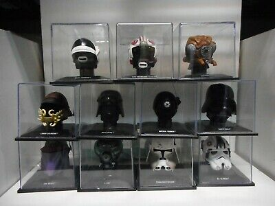 COLLECTION STAR WARS CASCO HELMET 1//5 ALTAYA DIECAST 5//6