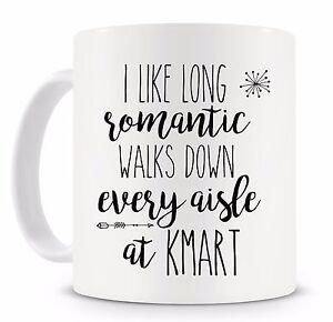 Novelty Kmart Mug Funny Gift Ideas Coffee Mug Humour