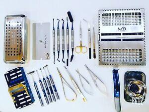 Latest-PRF-GRF-Box-membrane-cassette-instruments-kit-Soft-Brushing-Set-Dental-CE