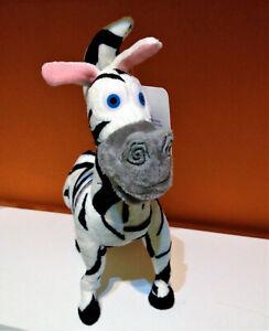 Madagascar-3-Marty-la-zebra-peluche-28cm