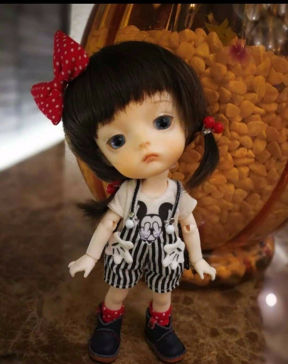 1 8 bjd doll Ming recast dollfie manga anime fairyland sd muñeca cute tiny
