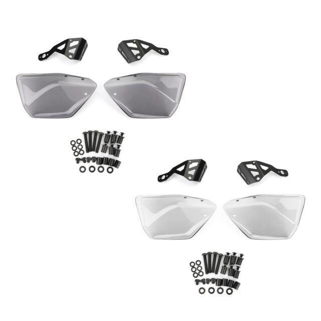 Handguard Handlebar Shells Protector For BMW K1600GT K1600GTL 2011-2016 Clear GB