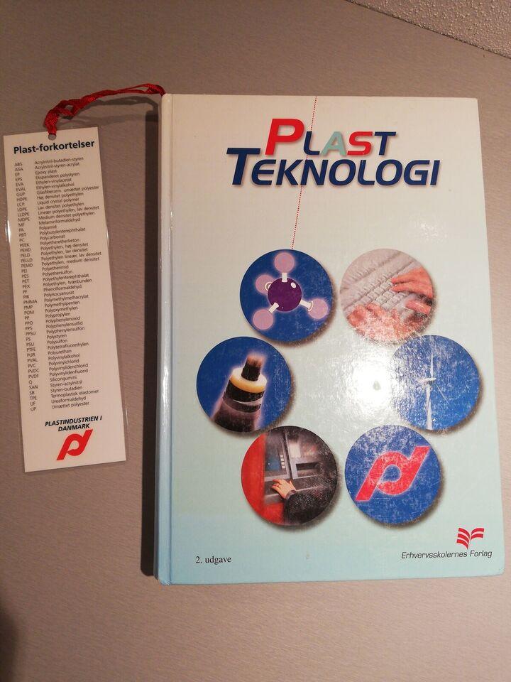 Plast teknologi, Erhversskolernes forlag, emne: natur og