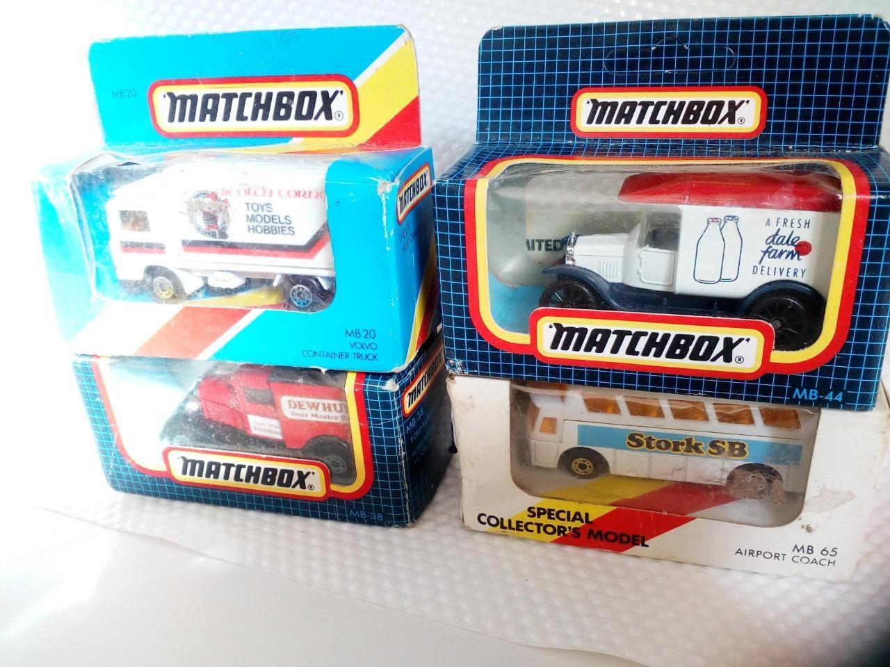 Matchbox Collectable Toy Cars Vehicles