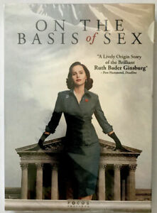 On the Basis of Sex, DVD