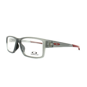 b844503ce27e0 Image is loading Oakley-Glasses-Frames-Airdrop-Trubridge-OX8121-03-Satin-