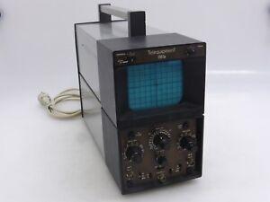 TelequipmenT-D61a-Oszilloskop