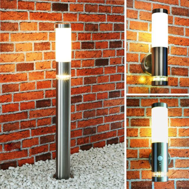 Standleuchte Garten Wandlampe LED Gartenleuchte Außenleuchte Wegeleuchte 232