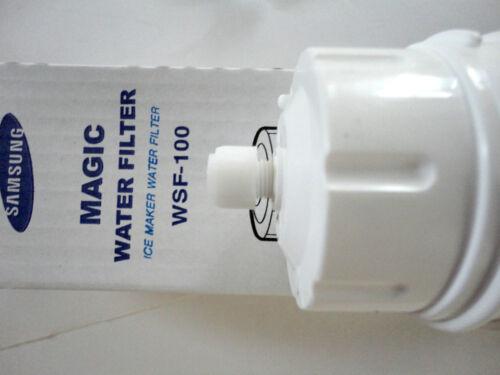 2 x SAMSUNG WSF100 Magic Filtro Acqua Ghiacciata Congelatore FRIGORIFERO AMERICANO