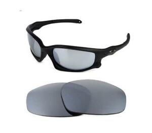 Image is loading NEW-POLARIZED-REPLACEMENT-SILVER-ICE-LENS-FOR-OAKLEY- e224bb0933ea