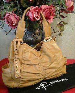 Image Is Loading Authentic B Makowsky Handbag Purse