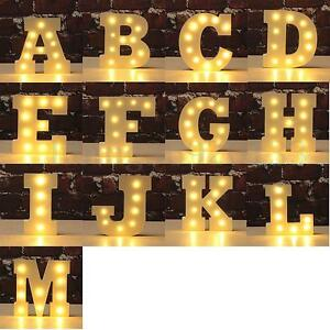 image is loading - Marquee Letter Lights