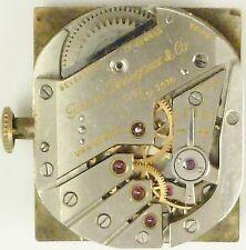 Girard Perregaux Mechanical - Complete Movement - Sold 4 Parts / Repair !