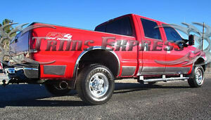 1999 2010 Ford F 250 F 350 Super Duty Crew Cab Short Bed