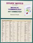Study Notes for Medical Terminology: Get Connected! by Suzanne S. Frucht (Paperback, 2011)