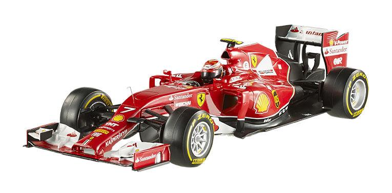 Ferrari F1 F14-T  7 K.Raikkonen 2014 (heißwheels 1 18   BLY68)