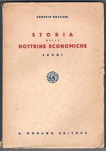 Economia - Graziani - Storia delle dottrine economiche