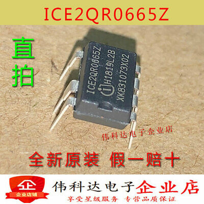 10pcs ICE2A280Z ICE2A280  Encapsulation:DIP-7