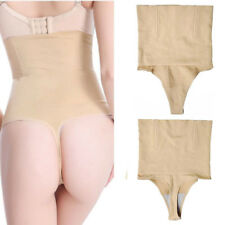 055854ae8106e item 3 Women High Waist Cincher Girdle Tummy Slimmer Sexy Thong Panty  Shapewear -Women High Waist Cincher Girdle Tummy Slimmer Sexy Thong Panty  Shapewear